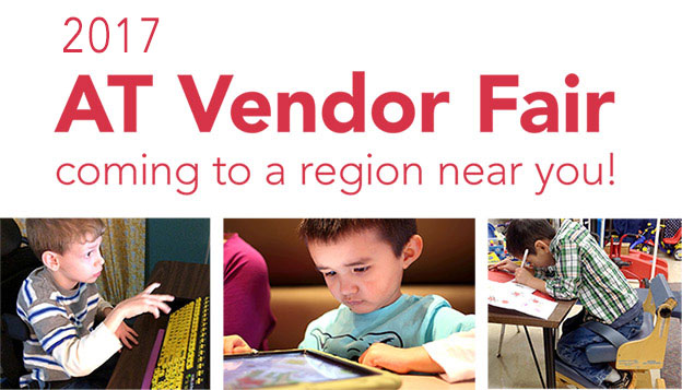 Save the Date - AT Vendor Fair