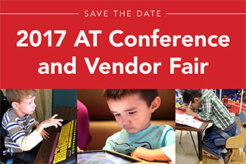Save the Date - AT Conference and Vendor Fair