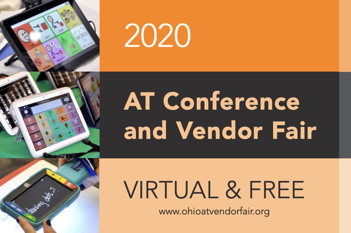 Virtual 2020 AT Conference and Vendor Fair